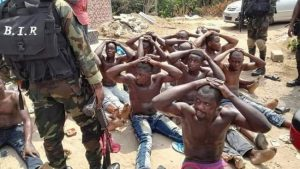 Cordon and Search Official Kidnappings - Photo Cameroon Intelligent Report