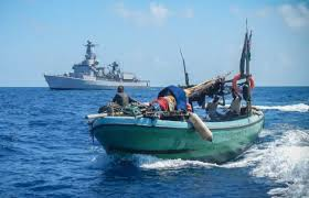 Countering Piracy in the Gulf of Guinea - Photo Marine Insight