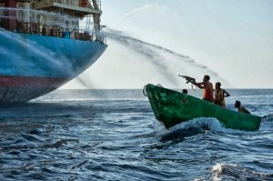 Countering Sea Piracy in the Gulf of Guinea - Photo VesselFinder