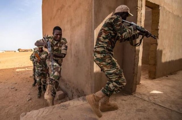 Coup Atempt Foiled in Niger - Photo Castanet