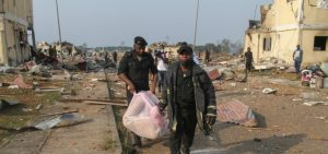 Death Toll Continues to Rise - Photo A News