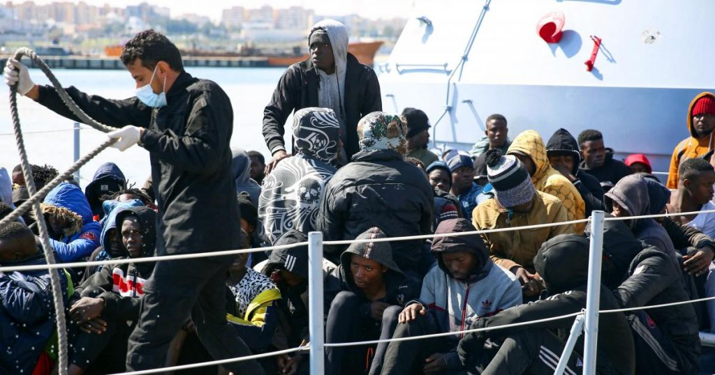 Dozens of Migrants Die After Boat Mishap - Photo Times of Malta