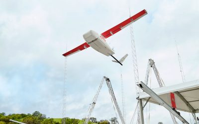 Ghana: First to Deliver COVID Vaccines via Drones