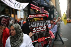 Egypt Criticized for Mass Incarcerations and Enforced Disappearances - Photo Middle East Monitor