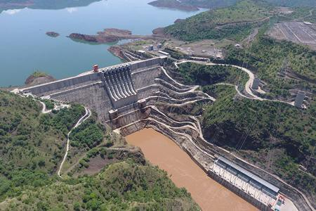 Ethiopia's Mega Dam on the Nile River