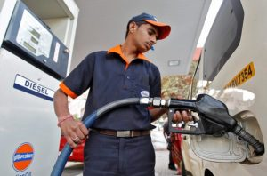 Filling Up at the Pump More Painful for Kenyan Wallets- Photo Amit Dave, Reuters