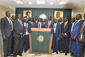 Former Governors of South Sudan's 32 Defunct States - Photo ChimpReports