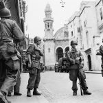 French Soldiers in Algeria during the War for Independence - Photo Arab News