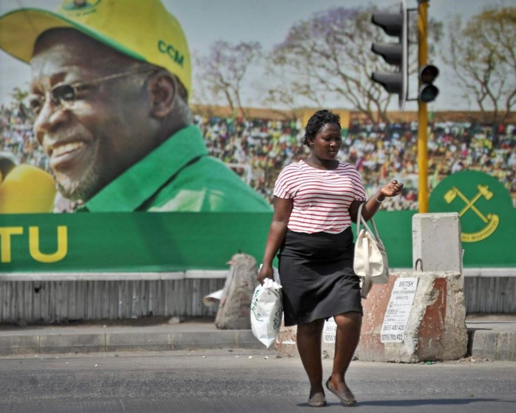 From Democracy to Living Under the Shadow and Fear of Magufuli - Photo Toronto Star