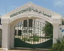 Gates to the Mauritanian National Assembly - Photo Pinterest