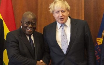 Ghana: New $1.6bn Trade Deal with UK
