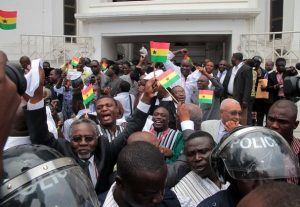 The People Have Spoken, Ghana's Supreme Court Rules - Photo Wanted in Africa