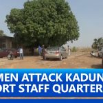 Gunmen Attack Kaduna Airport - YoutTube Screenshot