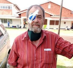 Guy Smith Arrested for Alleged Anti-Government Activities - Photo The Ugandan Independent