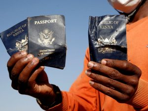 Health Passport Project Launches - Photo The Guardian
