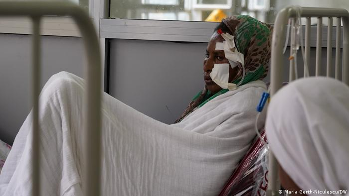 Hospitals Looted and Destroyed in Tigray - Photo Deutsche Welle
