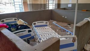 Hospitals Vandalized in Tigray - Photo BBC
