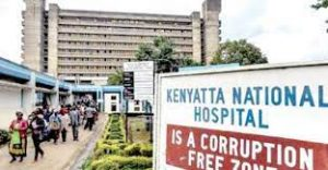 Hospitals as Corruption Free Zones - Photo K24 TV