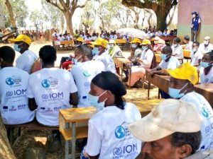 IOM East and Horn of Africa on Twitter
