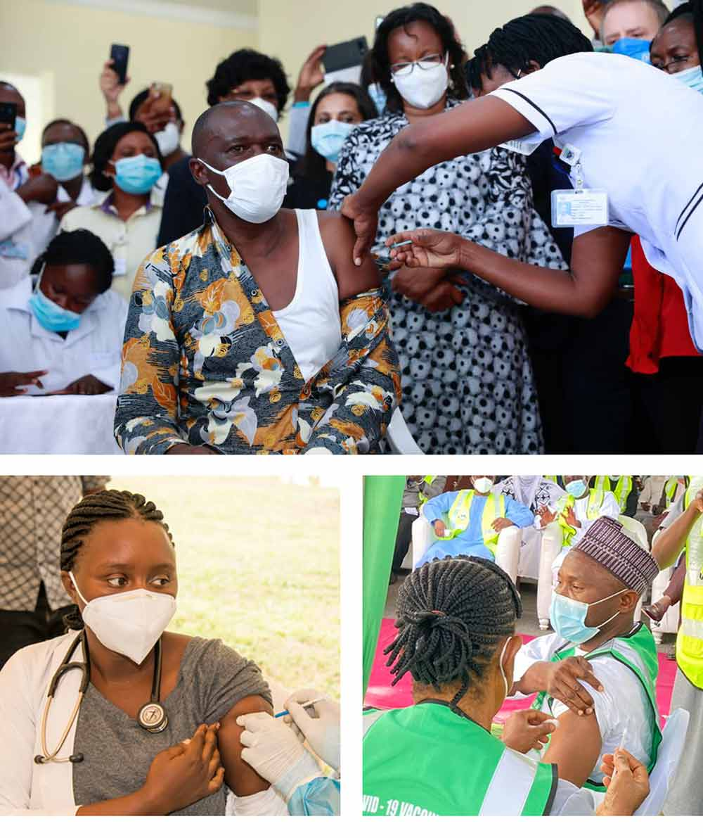 Inoculation Campaigns Kickoff Across Africa - Photo GAVI, The Vaccine Alliance