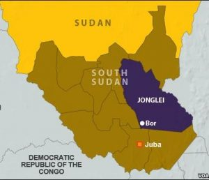 Jonglei State South Sudan - Source VoA