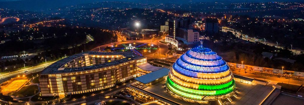 Kigali Convention Center Awaits Commonwealth Summit