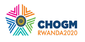 Logo of the Delayed Commonwealth Summit Due to Hold in Kigali in June 2021