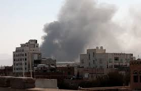 Many Migrants Feared Dead in Fire in Yemen - Photo The Independent
