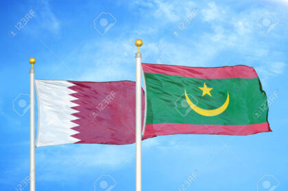 Mauritania and Qatar Resumes Diplomatic Ties - Photo The North Africa Post