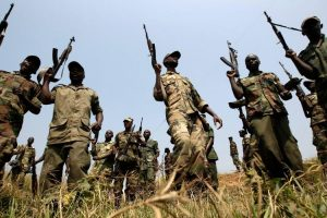 Militia in DR Congo - Photo Council on Foreign Policy