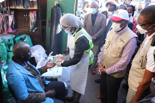 Mozambique Gets Vaccine Delivery - Photo Xinhua