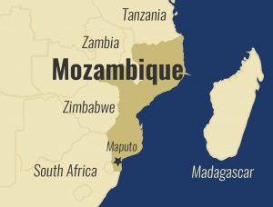 Mozambique - Source CGTN Africa