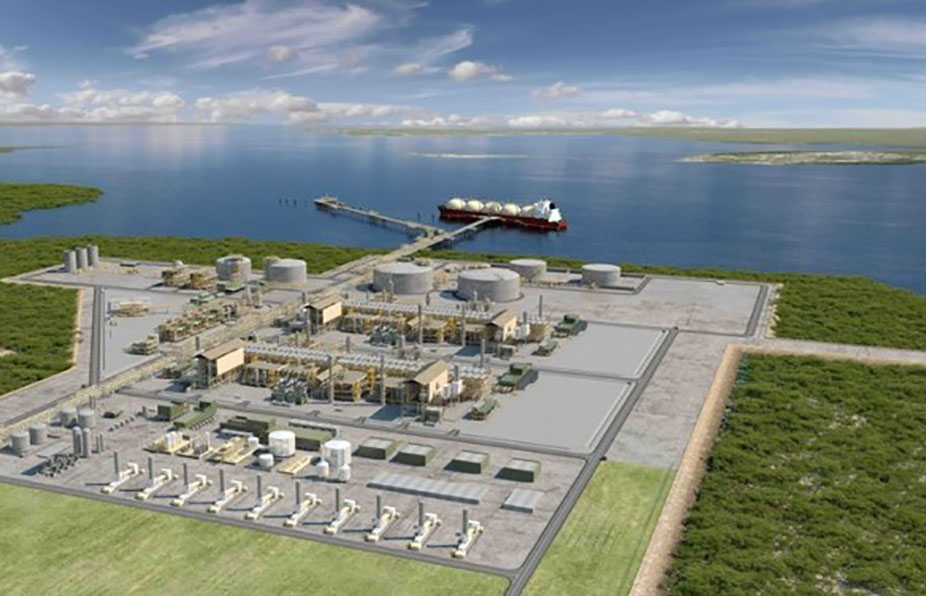 Mozambique's $128 Billion Gas Project - Photo SASSDA