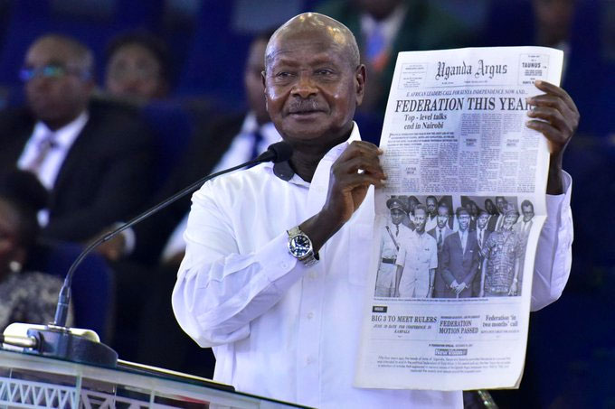 Museveni Sues Daily Monitor - The Daily Observer