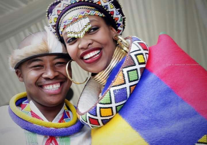 Ndebele Traditional Gear - Photo Pinterest