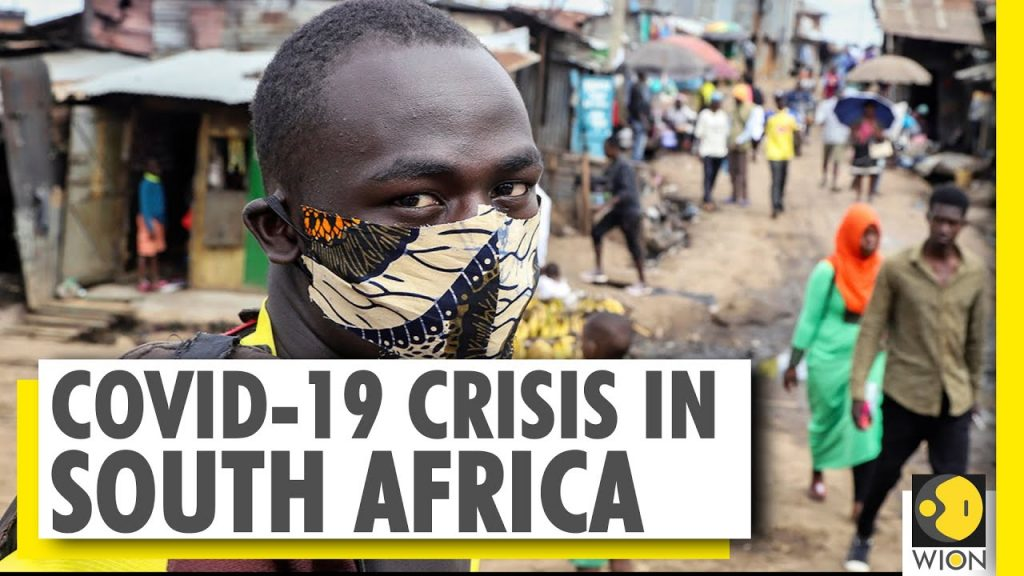 Nearly Half of 109,000 Deaths in Africa Have been in South Africa - Photo YouTube ScreenGrab