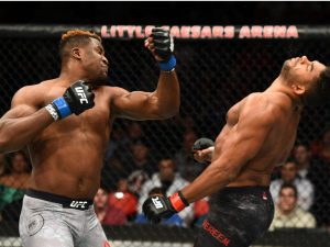 Ngannou Says the Force of his KO Blows Built during Child Labor - Photo Bueinss Insider