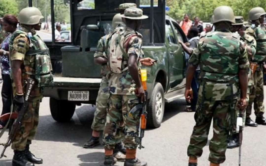 Nigerian Security Chiefs Clear Crackdown on Criminal Gangs - Photo This Day Live