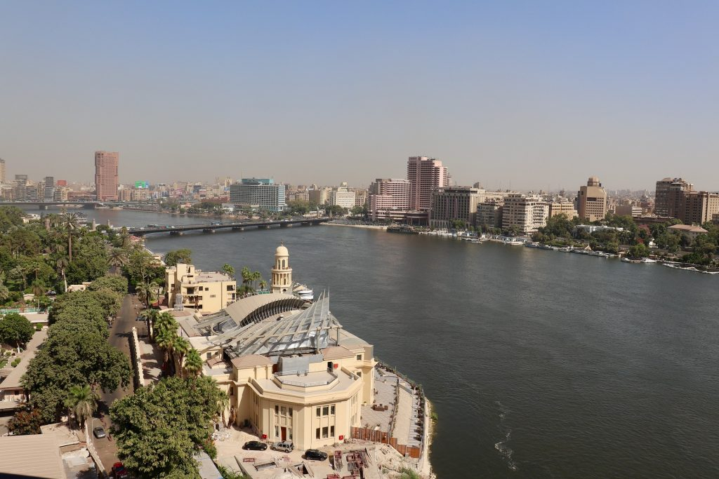 Nile River - Source of Life - Photo Diplomat Magazine