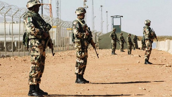 No Algerian Troops Going to the Sahel - Photo Algeria Presse Service