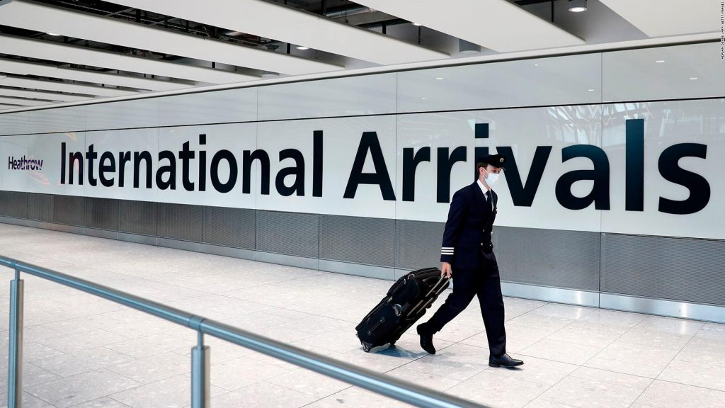 No Arrivals from Many African Countries - Phot CNN