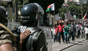 Officials Ban Protests in Madagascar Ahead of Elections - Photo News Central