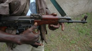 Orders to Shoot Those Bearing AK47s Illegally - Photo Thewill News Media