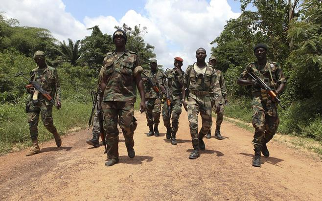 Ouattara Forces Were Among Those Accused of Kiliing and Raping Women - Photo Human Rights Watch