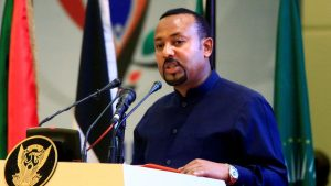 PM Abiy Ahmed Ali - Photo The Citizen