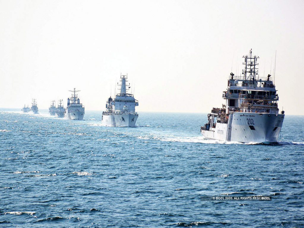 Part of the Work of the Frigate Will be to Escort Ships - Photo ET Government
