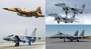 Africa's Top Five Air Forces - Photo Military Watch Magazine