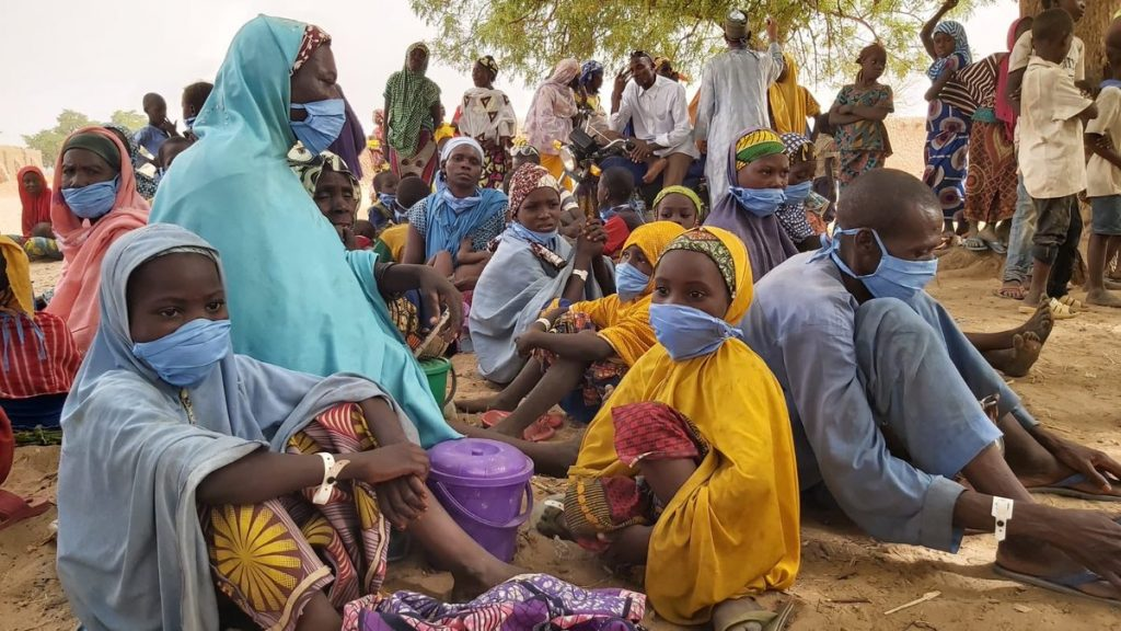 Photo from UNHCR Niger on Twitter