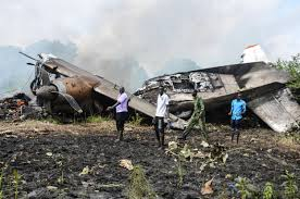 Plane Crash Kills Ten - Photo News WWC