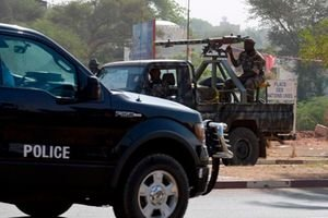 Police Put Out Terror Alert - Photo Nation Newspaper